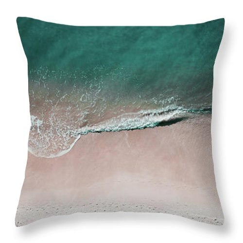 Naples - Throw Pillow