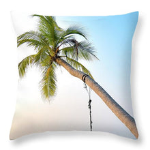 Load image into Gallery viewer, Palm Cove - Throw Pillow