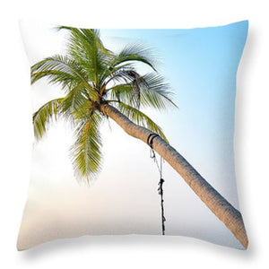 Palm Cove - Throw Pillow