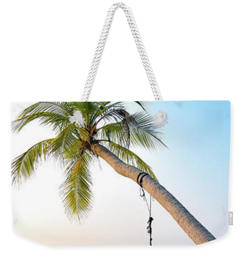 Palm Cove - Weekender Tote Bag