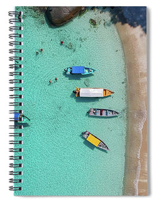 Perhentian Islands - Spiral Notebook
