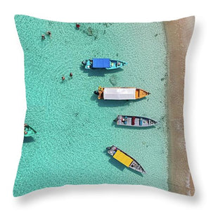 Perhentian Islands - Throw Pillow