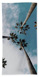 Santa Barbara - Beach Towel