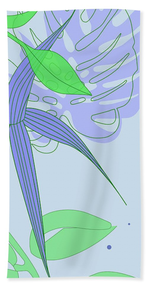 Waimea Beach - Beach Towel