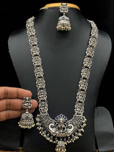 Silver Matte finished Set - Indien Boutique