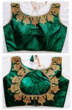 Raw Silk Blouses - Indien Boutique