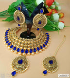 Pearl Kundan work Sets - Indien Boutique