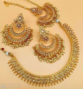 American Diamond Set - Indien Boutique