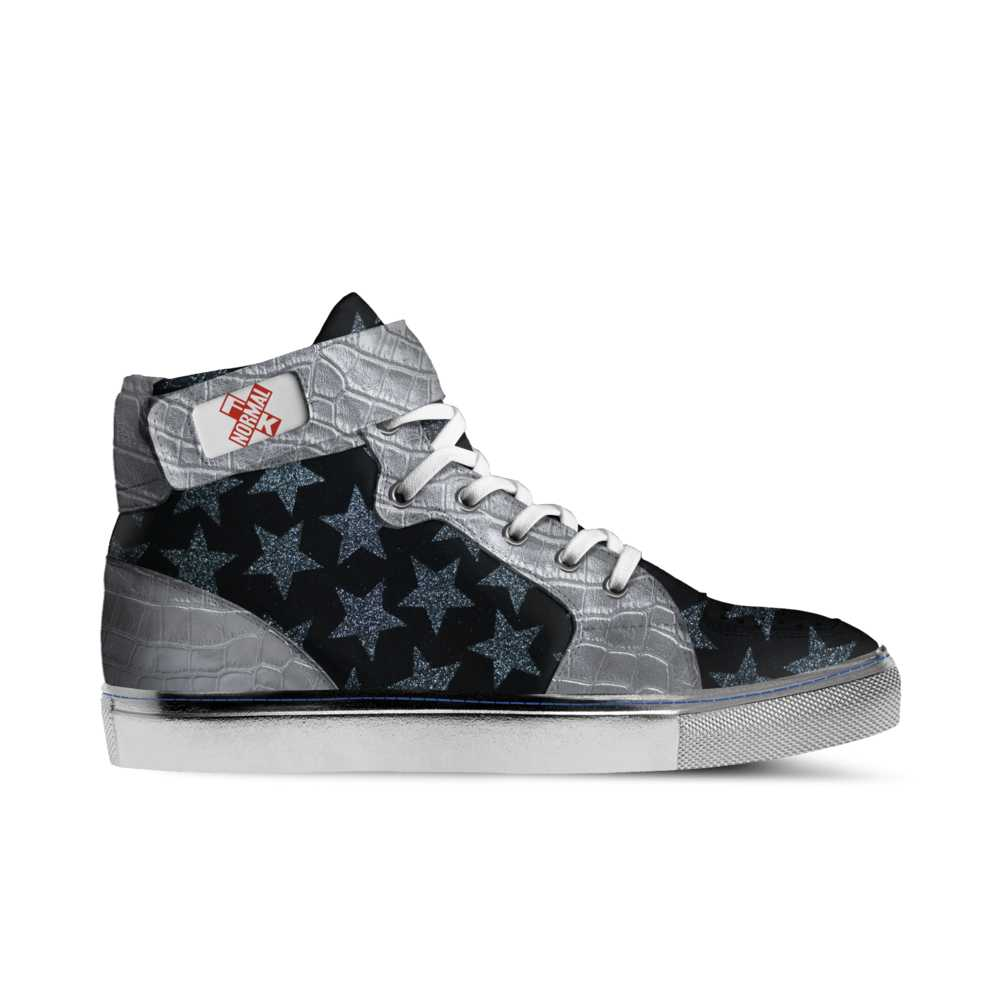 Silver Stars | FK Normal Unisex Basketball Boot