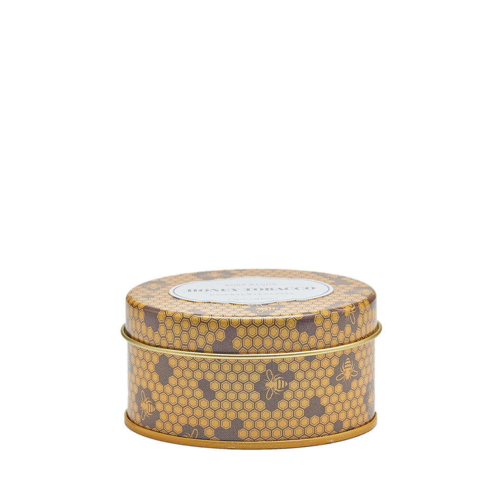 Rosy Rings - Travel Tin Honey Tobacco