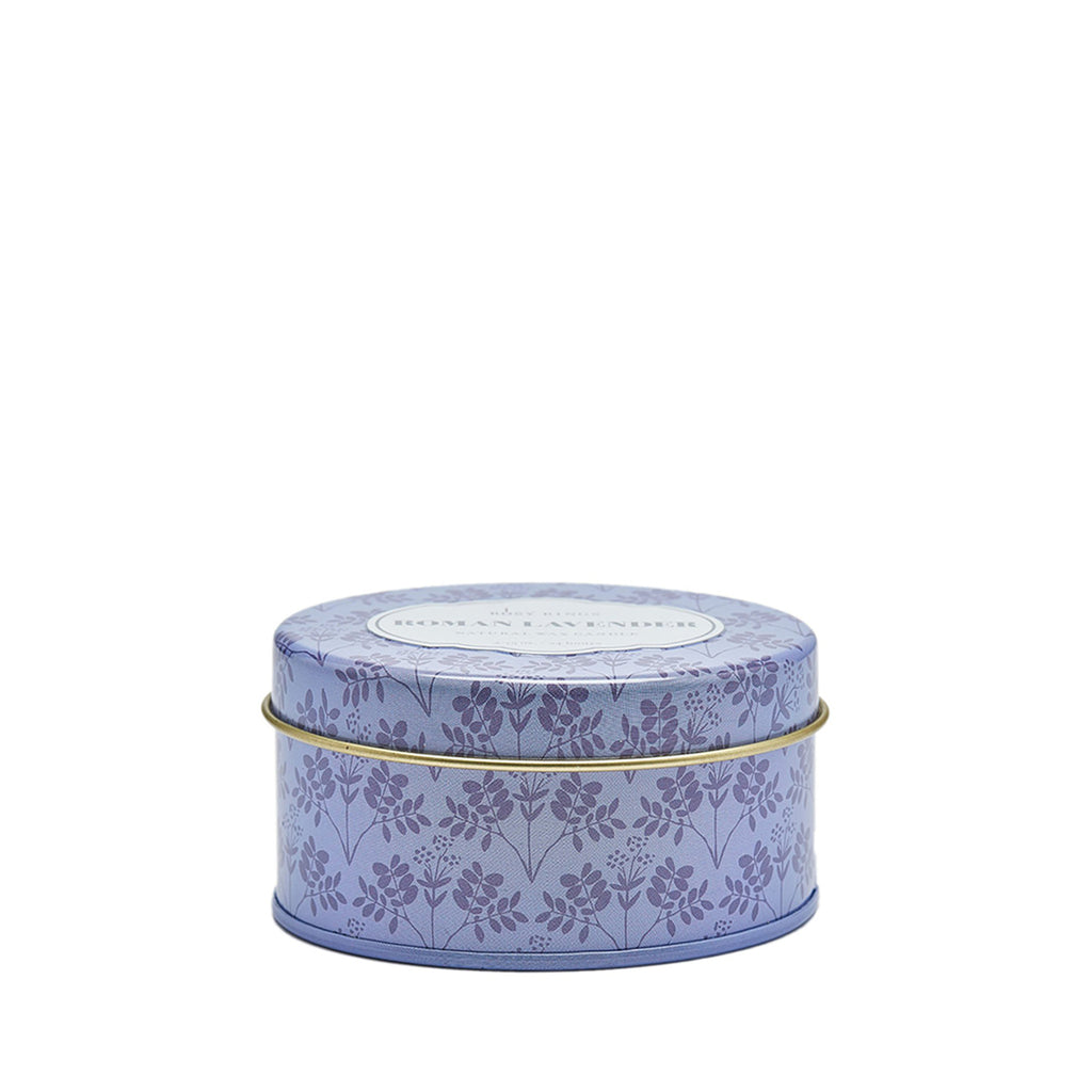 Rosy Rings - Travel Tin Roman Lavender