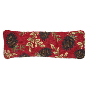 Ruby Cones Pillow 8X24