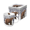 Winter Bear - Mug In Gift Box