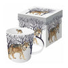 Winter Wolf - Mug In Gift Box