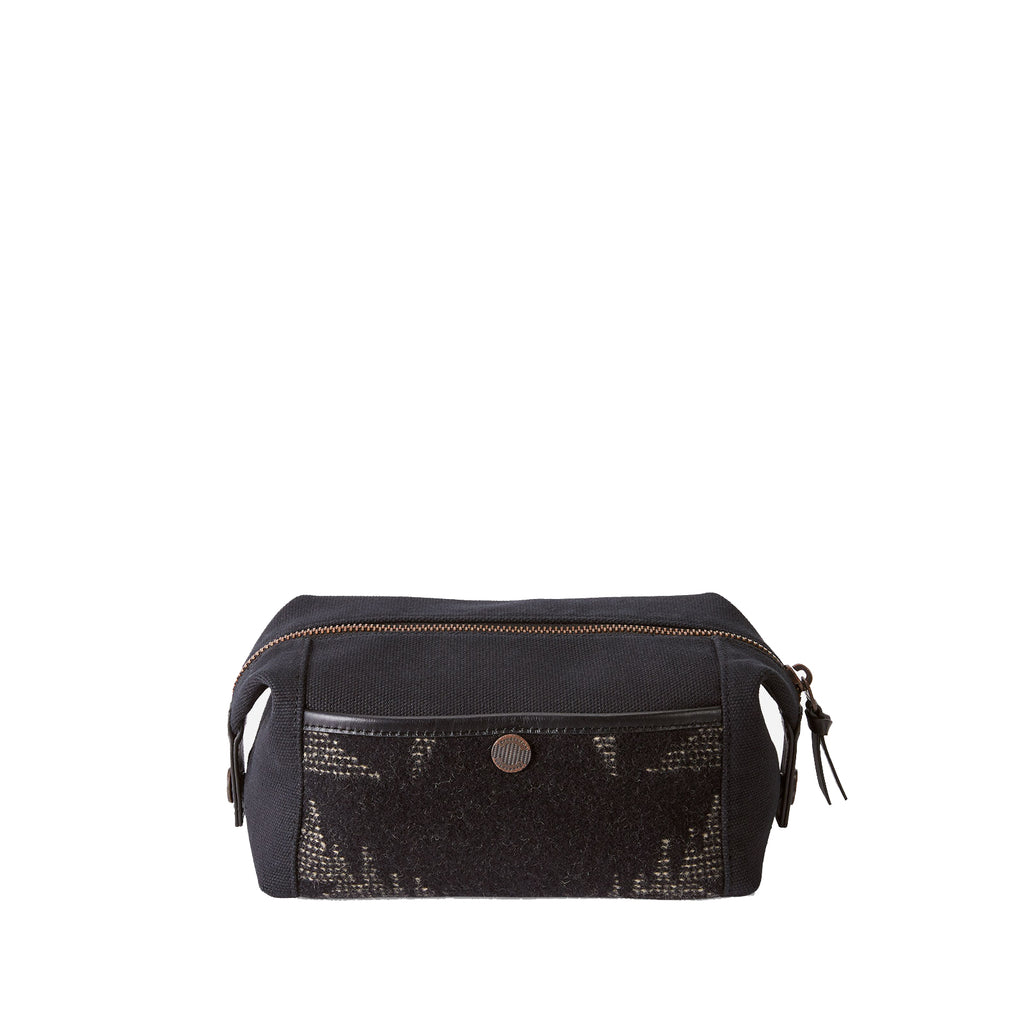 Travel Pouch in Sonora Black