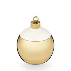 Winter Mint Ornament Candle