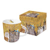 Owl Family - Mug In Gift Box