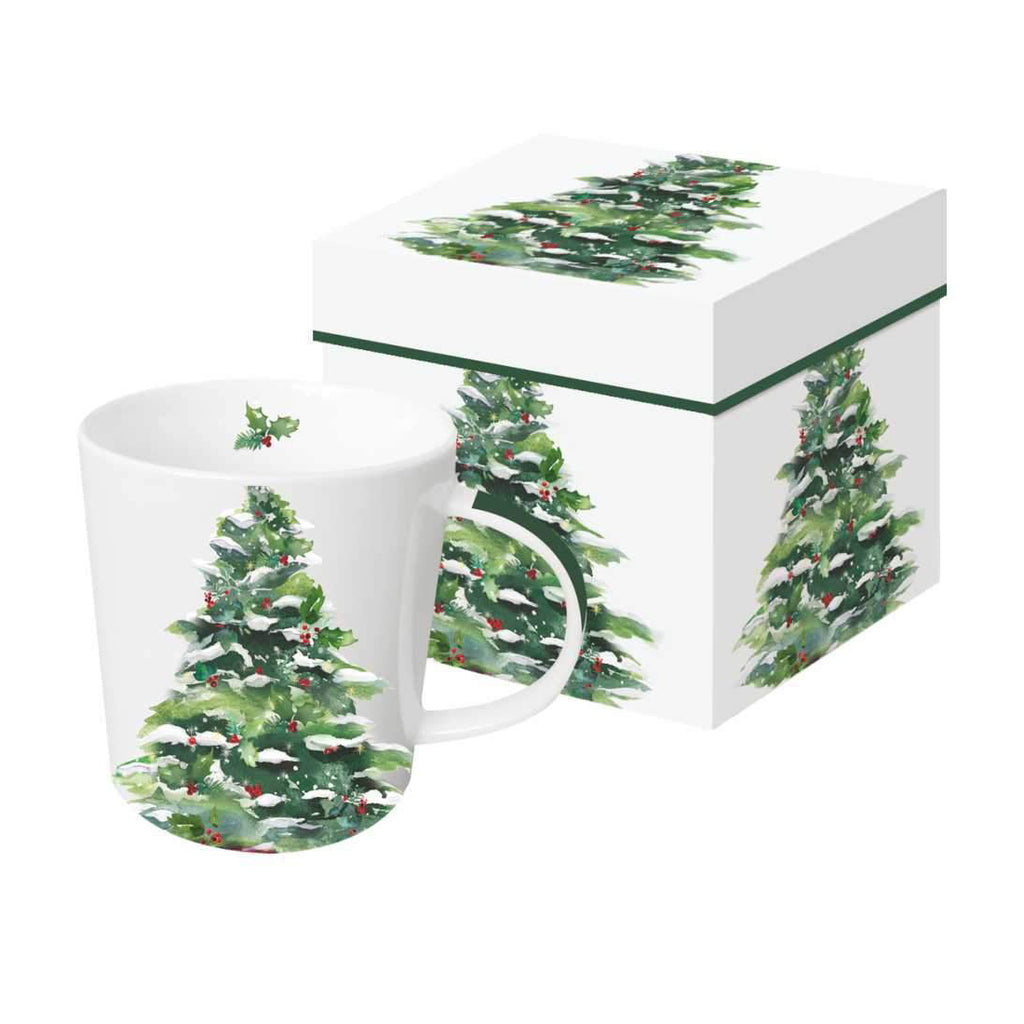 Winter Tree - Mug In Gift Box