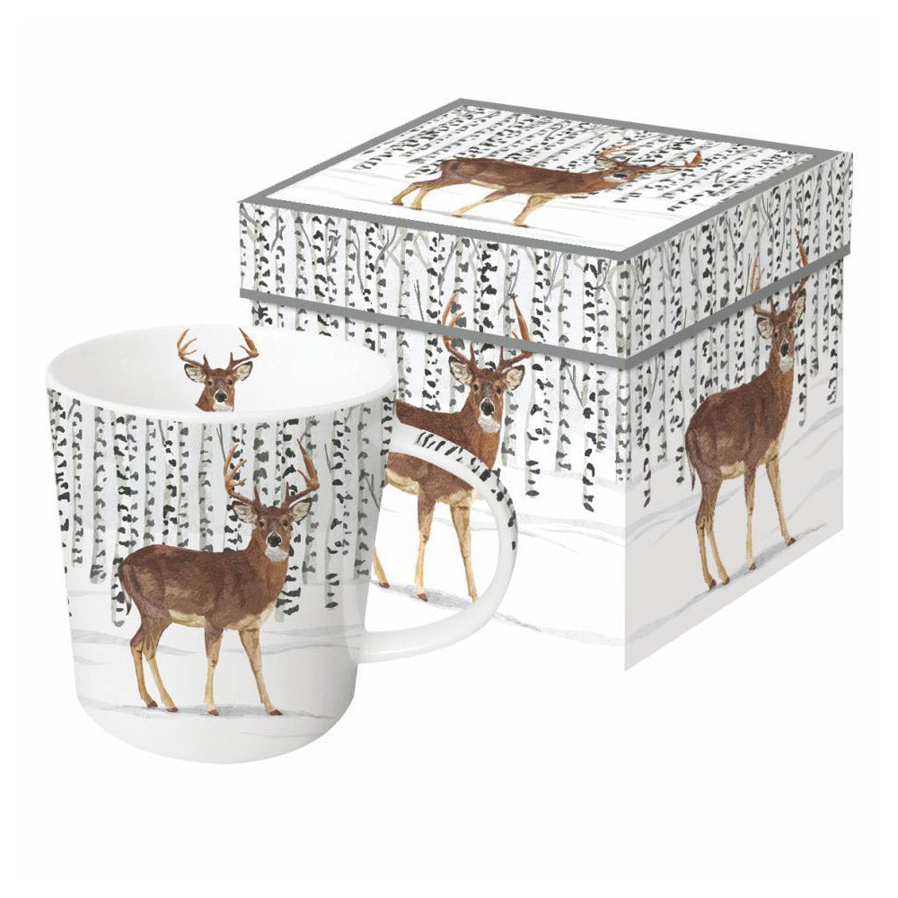 Wilderness Stag - Mug In Gift Box