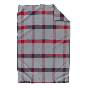 Eco-Wise Easy Care Twin in Camp Plaid