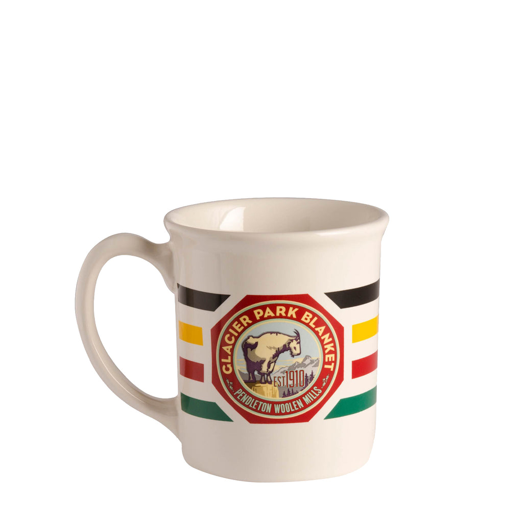 National Park Ceramic Mug in Glacier