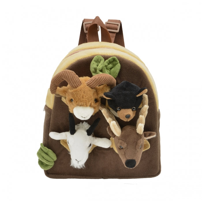 Forest Animal Backpack
