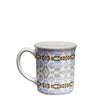 18 oz Ceramic Mug in Silver Bark