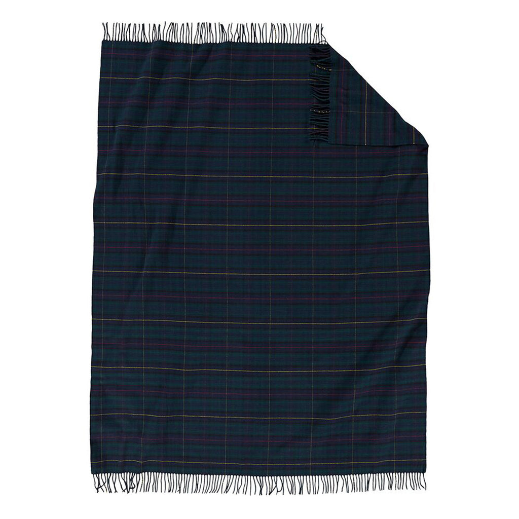 5th Avenue Throw in Albany Tartan