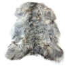 Rug LW Ice 110CM Natural Grey