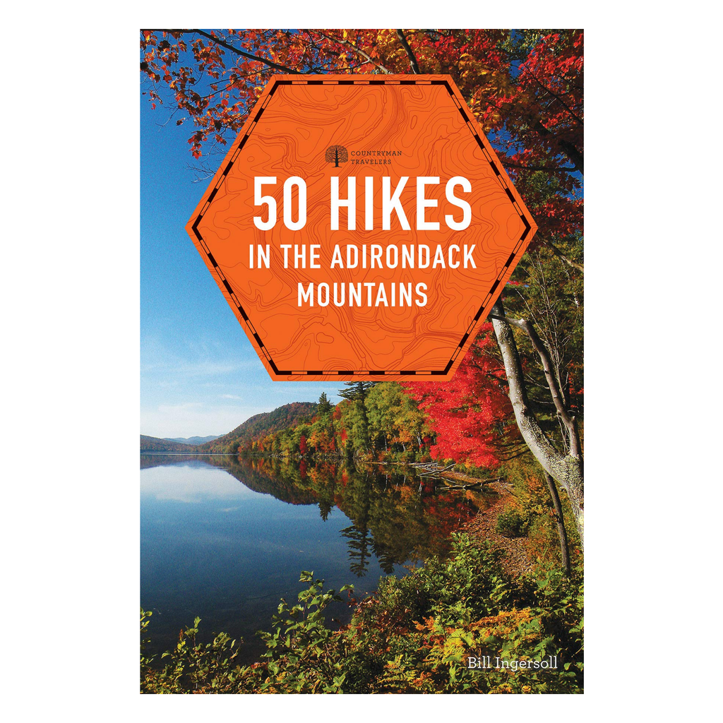 50 Hikes In The Adirondacks