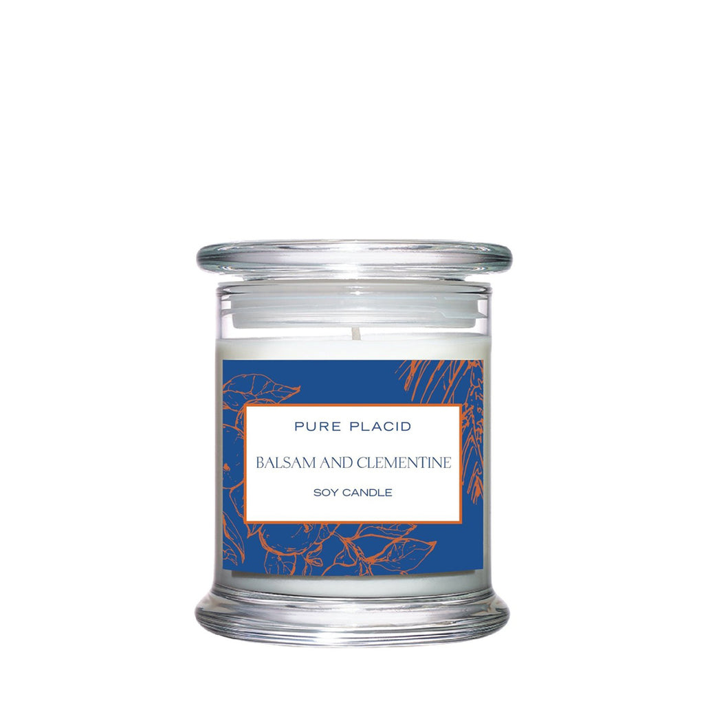 Balsam And Celementine Soy Candle
