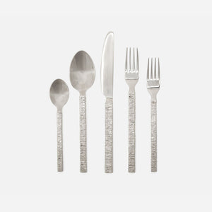 PRESTON Polished Silver Flatware