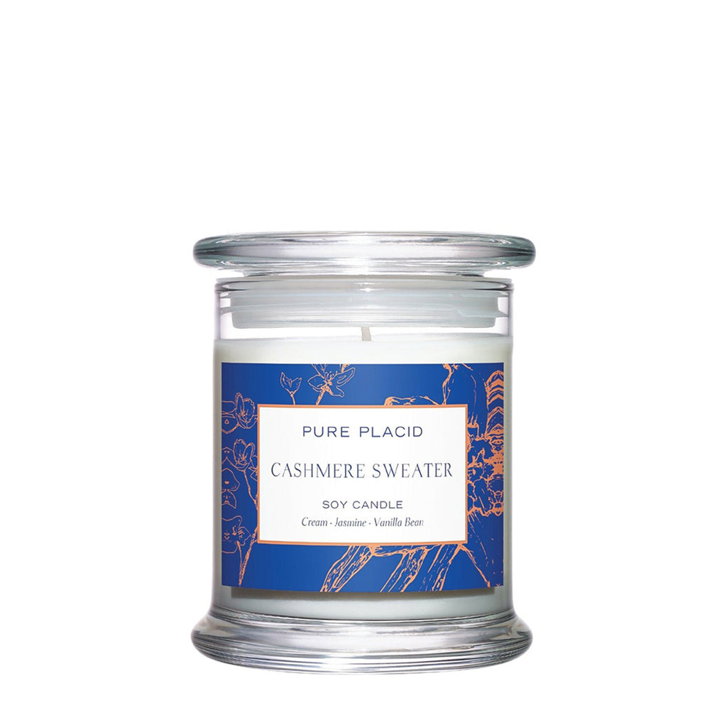 Cashmere Sweater Soy Candle