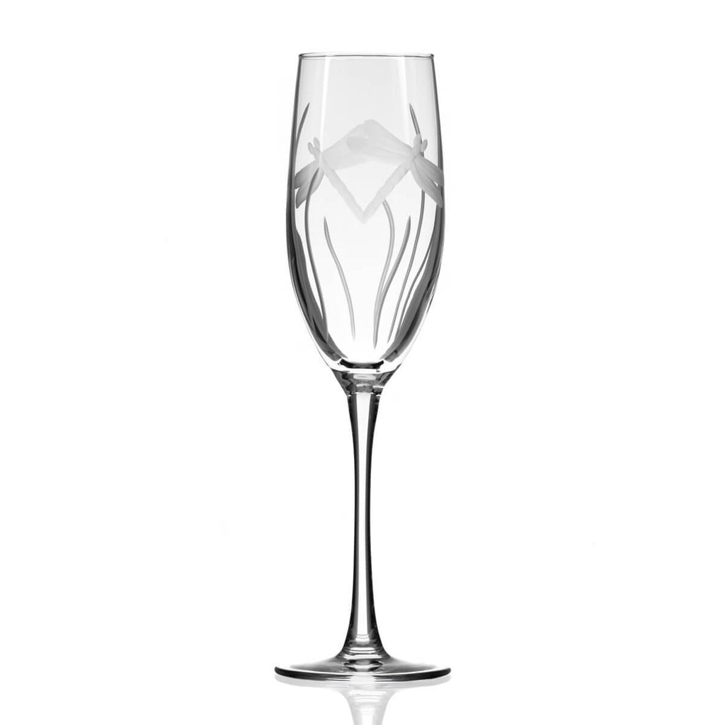 Rolf Glass - Dragonfly 8oz Champagne Flute
