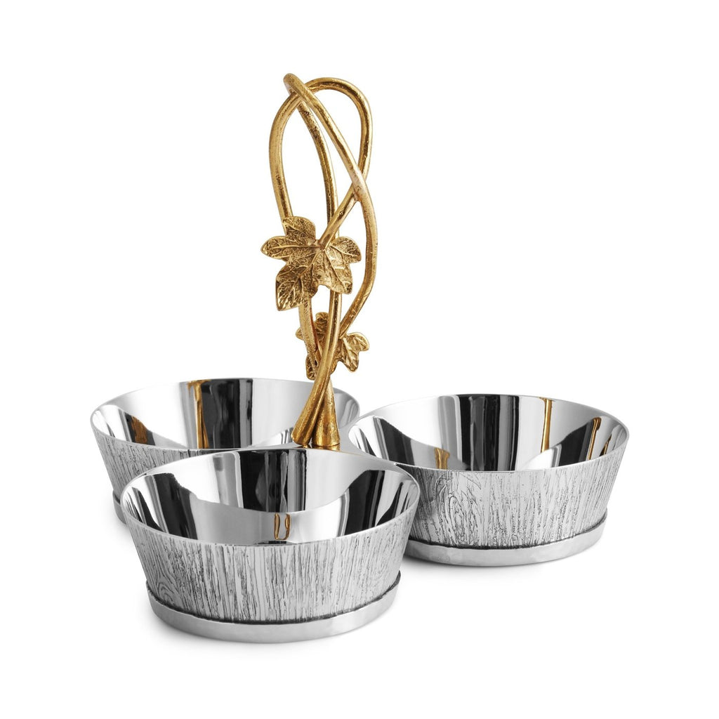 Ivy & Oak Triple Dish Set