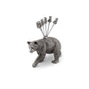 Pewter Black Bear Cheese Picks
