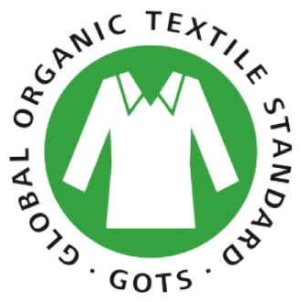 GOTS certified baby blankets. Global Organic Textile Standard certified baby blankets.