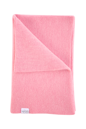 Organic plant dyed baby blankets. Luxury merino baby blanket made in the USA. Best baby shower gift. Sustainable, ethically made baby blanket. Pink baby blanket.