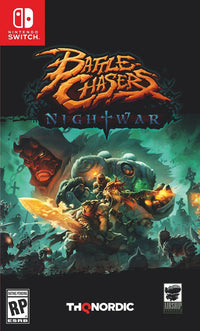 BATTLE CHASERS: NIGHTWAR  (Nintendo Switch) - Nintendo Switch Game
