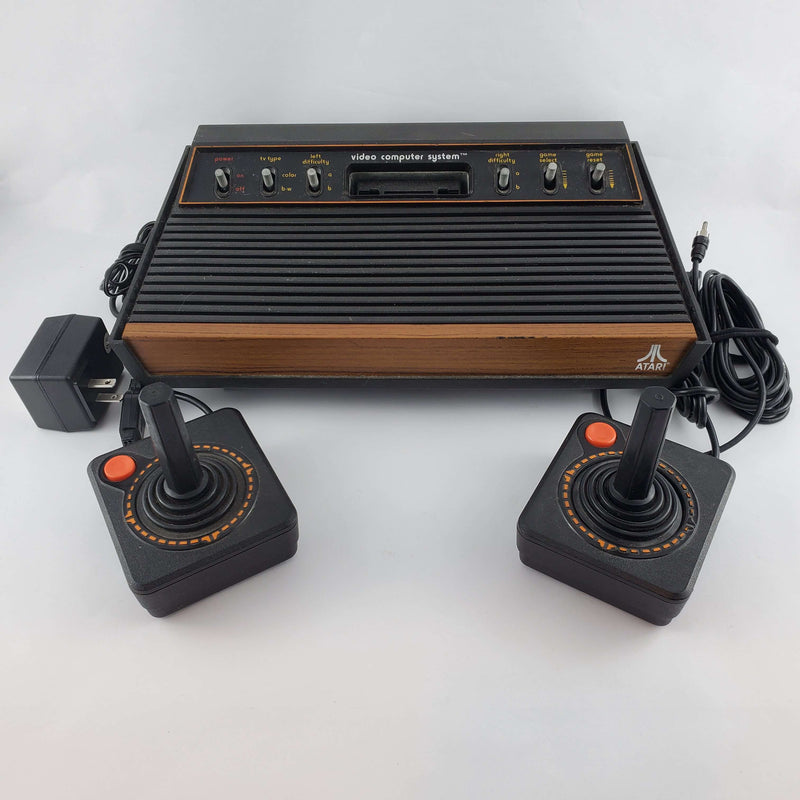 Atari 2600 6-Switch Console | Retrolio Games