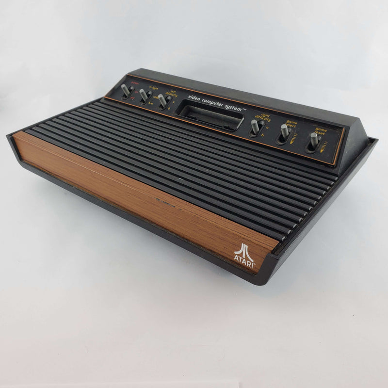 Atari 2600 Console Bundle with Pac-Man & Frogger | Retrolio Games