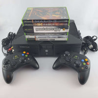 Original Xbox Console | Retrolio Games