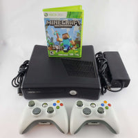 Xbox 360 Console Bundle: Minecraft | Retrolio Games