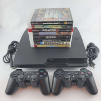 Playstation 3 Console Slim | Retrolio Games