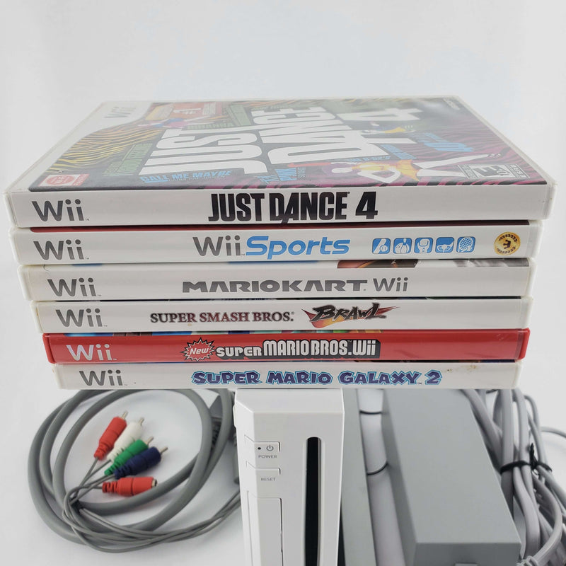 Nintendo Wii Console | Retrolio Games