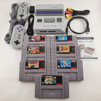 Super Nintendo SNES HD Console