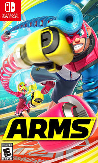 ARMS  (Nintendo Switch) - Nintendo Switch Game