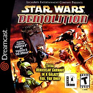 Star Wars Demolition