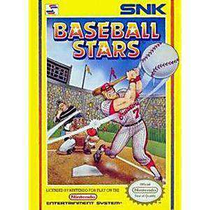 Baseball Stars - NES Game | Retrolio Games