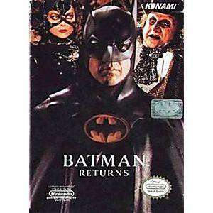 Batman Returns - NES Game | Retrolio Games